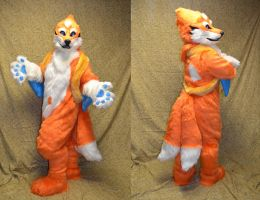 Koret Fursuit by temperance