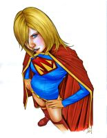 Supergirl XXXVIII by bignando