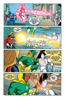 Avengers: Earth's Mightiest Heroes # 12 - page 3 by TimLevins