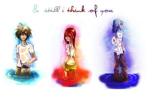Kingdom Hearts:: Days Go By by silent-requiem