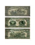 NCR Currency- Back (updated) by SikKlownInk