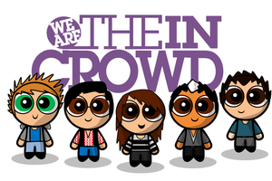 We Are The In Crowd Puffs. by VivaLaAmber