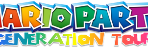 Mario Party Generation Tour Logo by Kulit7215