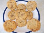 Peanut Butter Chocolate Chip Cookies by Mashakosha