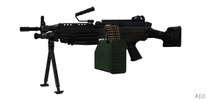 M240 by sadow1213