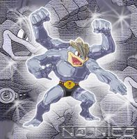 Machamp by NO-Nico
