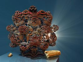 Bread of Basket by MANDELWERK