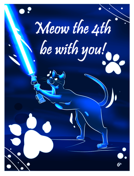 Meow the 4th by Teopaca