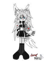 ::Update:: Rika the Silver Wolf by Xx-LordVincent-xX