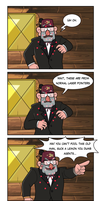 Poor Stan by markmak