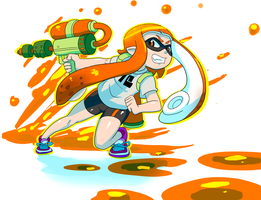 Splatoon by AngeliccMadness
