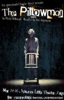 The Pillowman Poster by ceasetobeme