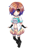 Chibi Point Com: Xenell by Andreia-Chan