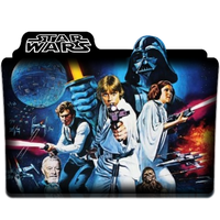 Folder Icon Star Wars by PeterPawn