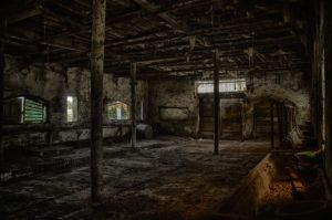 old dining halls by Blakk-mamba