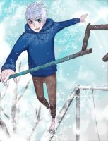 Jack Frost by majigoma
