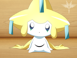 Legendary Pokemon - Jirachi by LosSeisCaminos