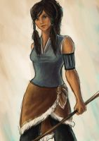 Korra is Better Than You by arelia-dawn