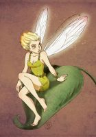 Tinkerbell by roby-boh