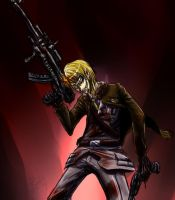 APH: Psychotic Alfred by Pink-Shimmer