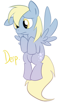 Derpy by ecokitty