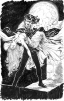 Dracula commission by Dogsupreme