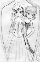 Bella and Alice by Enellya