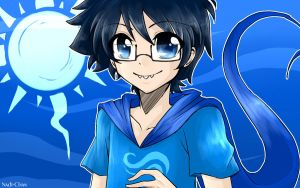John Egbert [God Tier] by Nadi-Chan