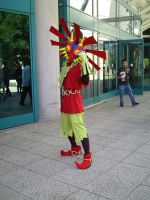 skull kid majoras mask by happy4neko