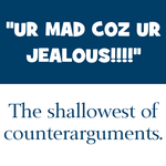 The Shallowest of Conterarguments by TheDrifterWithin