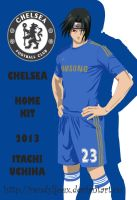 Itachi Chelsea Home Kit 2013 by RendyLJoex