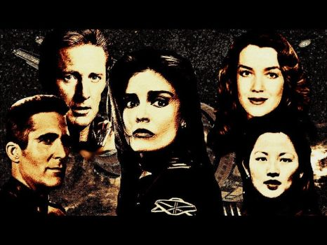 In Charge/Babylon 5 by scifiman