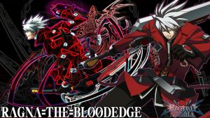 Ragna The Bloodedge Background by DarkWing-ZER0O
