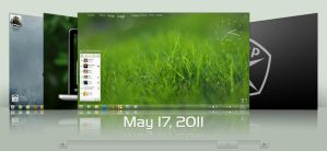 My Desktop 17.05.2011 by Vit-Ok