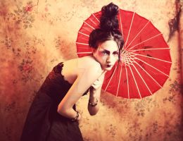 Geisha by HexPhotography