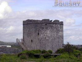 Mount Batten Fort by squishy2004