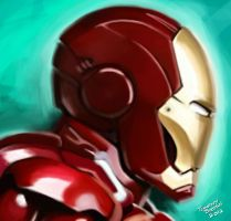 Avengers - Iron Man by trpbootan