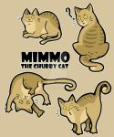 Mimmo The Chubby Cat by itsmimi111