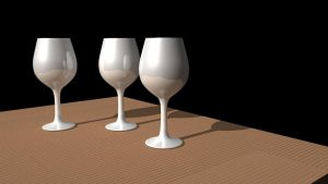 Wine Glass by Resolution19