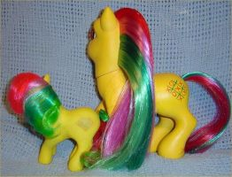 Custom MLP Styling TicTacToe 2 by Masquerade-MLP