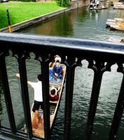 Punting in piece by rozhovor