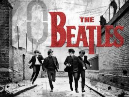 The Beatles Wallpaper by IshaanMishra