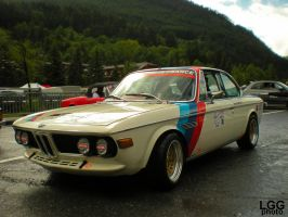 BMW E9 3.0 CSI '71 by franco-roccia