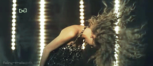 Taylor hair flipping GIF by Fairy-T-ale