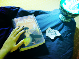 HPCP: Harry Potter and the Goblet of Fire by Lillyka