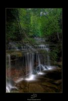 Cannings Falls by JohnMeyer