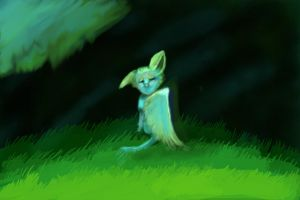 griffon speed paint by finnicky-dragon
