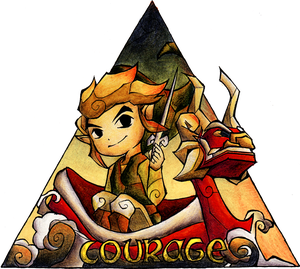 Courage by HyliaBeilschmidt