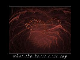 What the heart cant say by krypt0