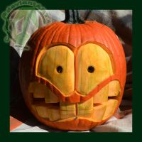 Pumpkin 14 - 2015 by artjte